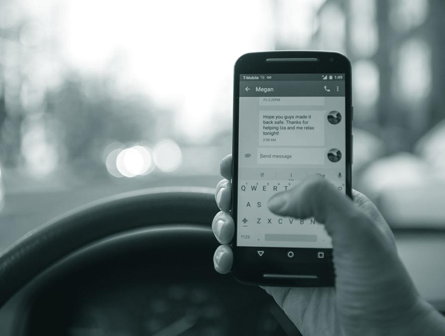 Appen achter het stuur - DriveMe