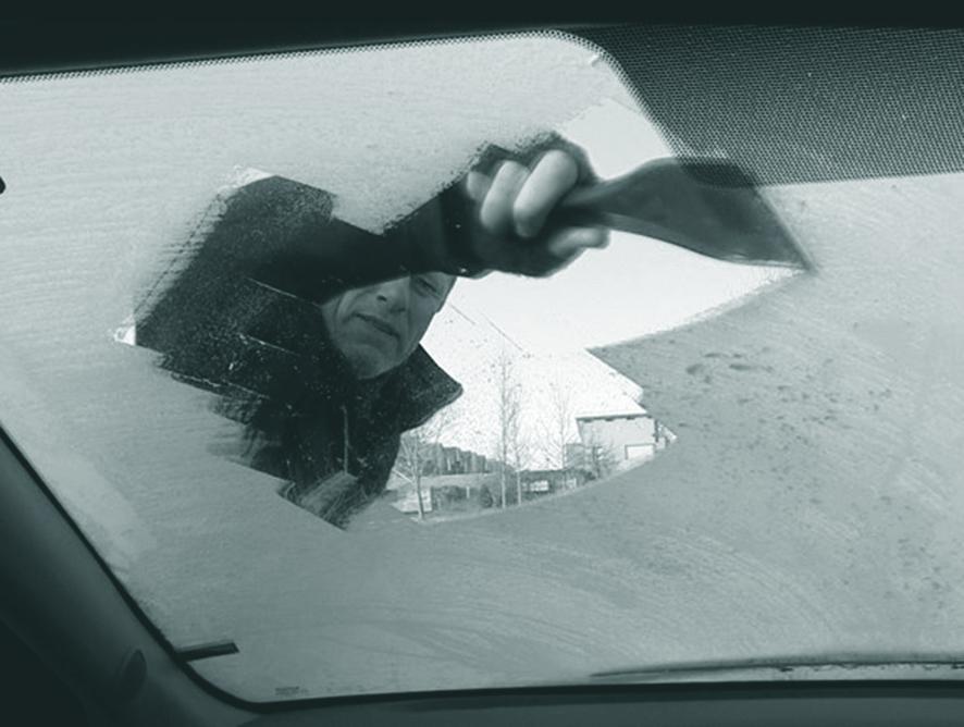 Veilig rijden in de winter