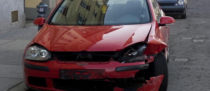 schade bij parkeren